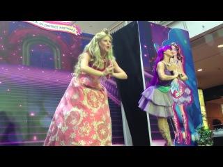 Барби Принцесса и Поп-звезда шоу/Barbie Princess Popstar Live Show